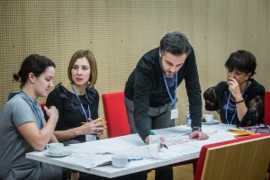 Project Ideas Exchange Workshops